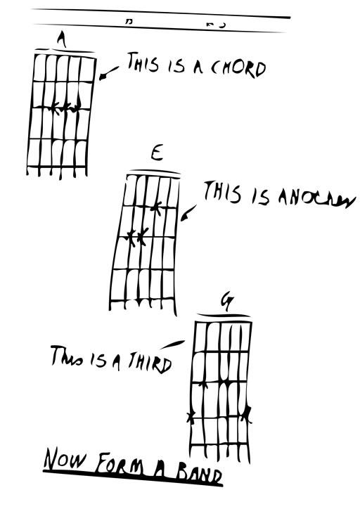 this is a chord | Rockstar Boss